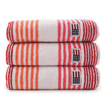 Lexington Original Striped Towel - Red