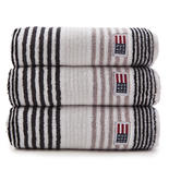 Lexington Original Striped Towel - Gray