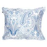 Gant Key West Paisley Pillowcase - Capri Blue