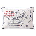 Lexington Map Sham